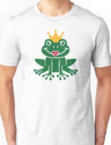 Frog crown Unisex T-Shirt