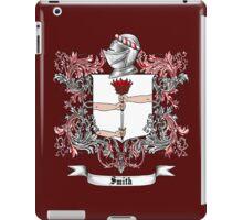 Smith Family Crest 2 iPad Case/Skin