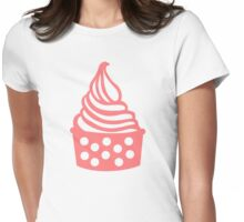 Frozen Yogurt Womens Fitted T-Shirt