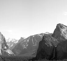 Yosemite but not quite Ansel by Alex King