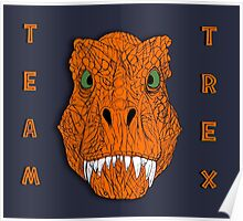 TEAM TREX!!! Poster