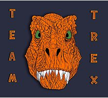 TEAM TREX!!! Photographic Print