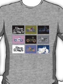 9 Bikes T-Shirt