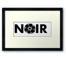 NOIR 2 Framed Print