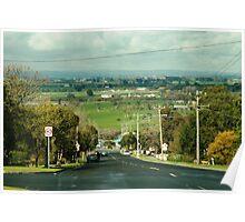 Garfield Landscape Poster