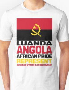 Angola Represent T-Shirt