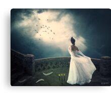 Angelic Tendencies... Canvas Print