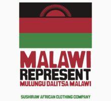 Malawi, represent by kaysha