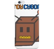 Toycyborg Logo iPhone Case/Skin