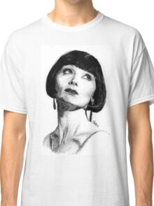 The Honourable Miss Phryne Fisher Classic T-Shirt