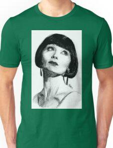 The Honourable Miss Phryne Fisher Unisex T-Shirt