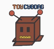 Toycyborg Logo One Piece - Long Sleeve