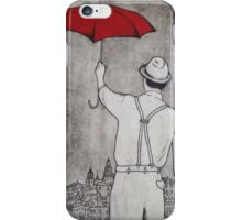 Yearning for Theodore iPhone Case/Skin
