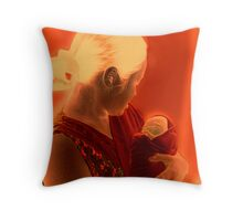"""born free..."" Throw Pillow"