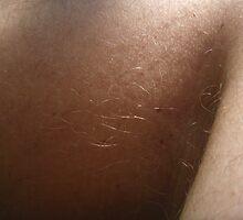 behind my knee by yvesrossetti