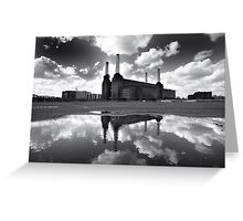 Battersea power station 1 Greeting Card