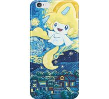 Starry Jirachi iPhone Case/Skin