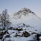 The Buachaille Etive Mor Mountain by derekbeattie