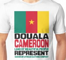 Douala Cameroon, represent Unisex T-Shirt