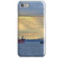 Delaware River Maritime 4  iPhone Case/Skin