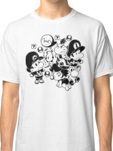 Mario Babies Classic T-Shirt