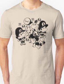 Mario Babies Unisex T-Shirt