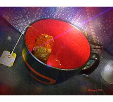 my cup runneth over... Photographic Print