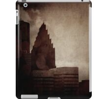 A City With No Name  iPad Case/Skin