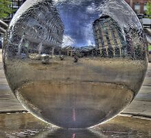 Water Sphere by JonWHowson