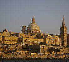 Valletta by Susan Dailey