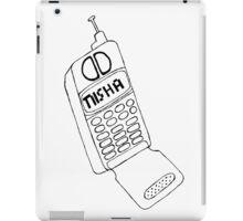 Serial Nisha Call Drawing iPad Case/Skin