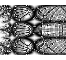 Androids Under Glass Photographic Print