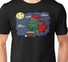 Cthulu Claus Unisex T-Shirt