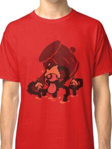Lava Piranha - Sunset Shores Classic T-Shirt