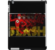 The Fastest Man Alive! iPad Case/Skin