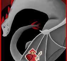 I Fight Dragons Fan  by 01jdog