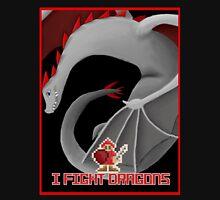 I Fight Dragons Fan  Unisex T-Shirt
