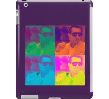 De Niro POP iPad Case/Skin