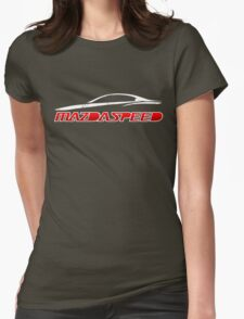 Mazdaspeed Womens Fitted T-Shirt