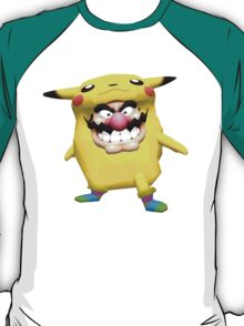 wario is into some weird stuff T-Shirt