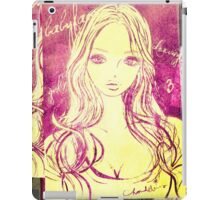 PORTRAIT 2011-2015 :GIRL iPad Case/Skin