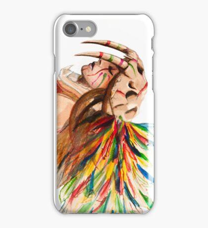 Sabertooth iPhone Case/Skin