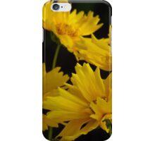 Coreopsis Grandiflora iPhone Case/Skin