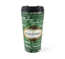 Hiddlestoner Travel Mug - Tom Hiddleston (Green) Travel Mug