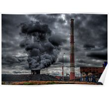Industrial Evolution Poster
