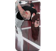 "Bray Wyatt Original Painting-""Exorcise Your Demons"" iPhone Case/Skin"