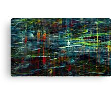 "Abstract sreies ""Reflections"" Canvas Print"