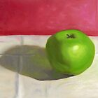 Green Apple by Shelley O'Hara Plunkett