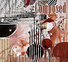 Composed - The Cubist Connection by Marilyn Brown