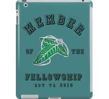 Member of the Fellowship iPad Case/Skin